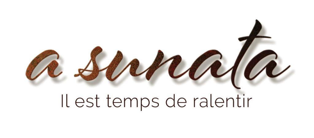 Logo A Sunata, Design Olivier Venel pour Joséphine Design