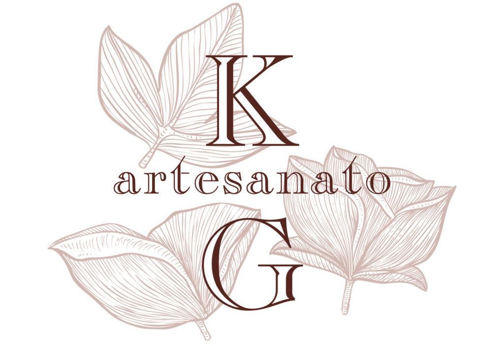KG ARTESANATO, logo design Olivier Venel pour Joséphine Design