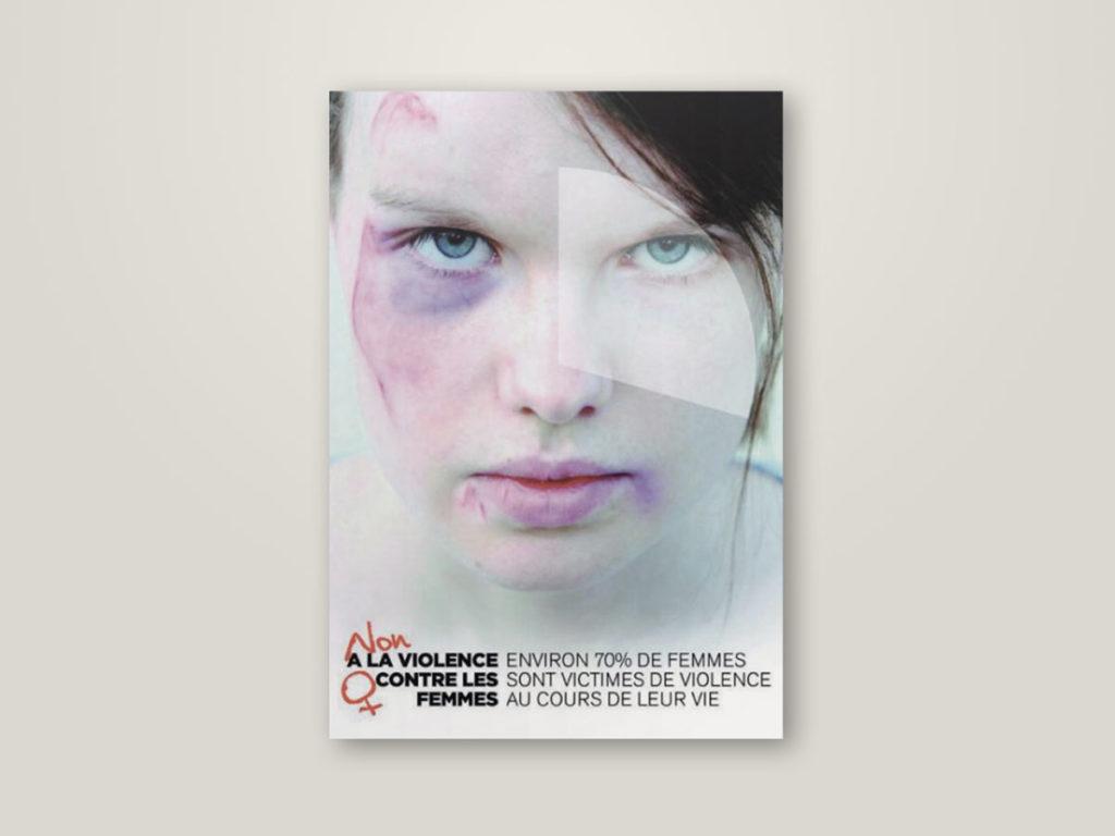 Joséphine Design. 3 affiches pour l' onu. Conception Michel Collin.